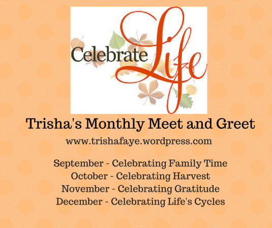 Trisha's Monthly Meet and Greet
